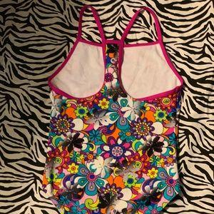 Speedo Swim - Girls Speedo one piece swim suit